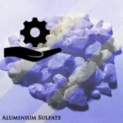 کاربرد های سولفات آلومینیوم
